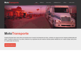 Mototransporte.net thumbnail