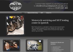 Motoworksipswich.co.uk thumbnail