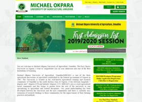 Mouauportal.edu.ng thumbnail