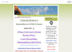 Mountainheart.org thumbnail