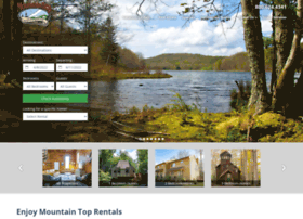 Mountaintoprentals.net thumbnail