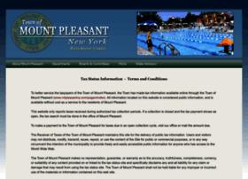 Mountpleasant.municipaltaxpayments.com thumbnail