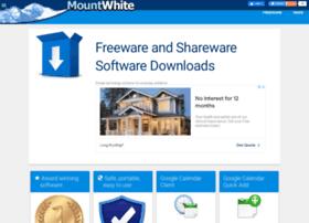 Mountwhite.net thumbnail