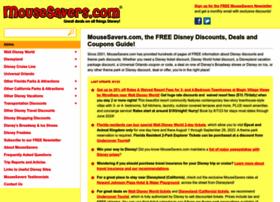 Mousesavers.com thumbnail
