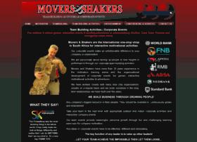 Moversandshakers.co.za thumbnail