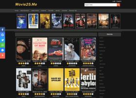 Movie25.me thumbnail