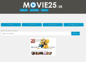 Movie25s.is thumbnail