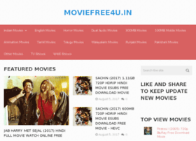 Moviefree4u.in thumbnail