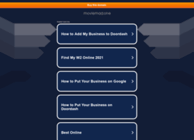 Moviemad.one thumbnail