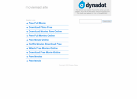 Moviemad.site thumbnail