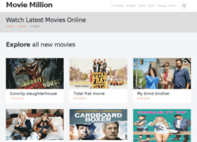 Moviemillion.net thumbnail
