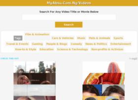 Movies.myabsu.com.ng thumbnail