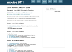 Movies2011.com thumbnail