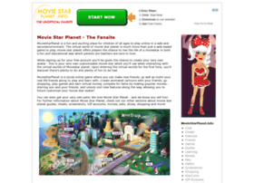 Moviestarplanet.info thumbnail