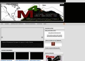 Movimientom4.org thumbnail