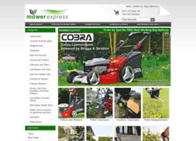 Mowerexpress.co.uk thumbnail