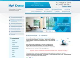 Moyclimat.ru thumbnail