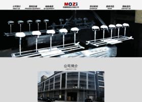 Mozi-precision.com.tw thumbnail