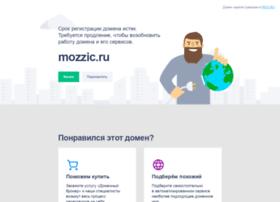 Mozzic.ru thumbnail