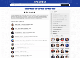 Mp3-direct.net thumbnail