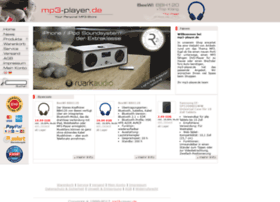 Mp3-player.de thumbnail