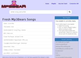 Mp3bears.com thumbnail