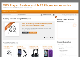 Mp3playerreview.org thumbnail