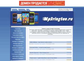 Mp3rington.ru thumbnail