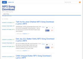 Mp3songbuzz.in thumbnail