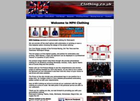 Mphclothing.co.uk thumbnail