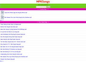Mpksongs.in thumbnail