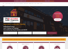 Mpl-locksmith-training.co.uk thumbnail