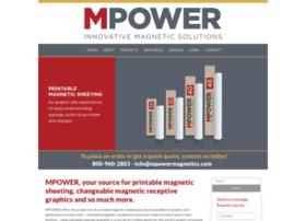 Mpowermagnetics.com thumbnail
