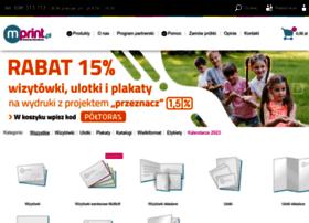 Mproject.net.pl thumbnail