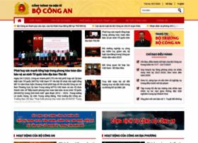 Mps.gov.vn thumbnail