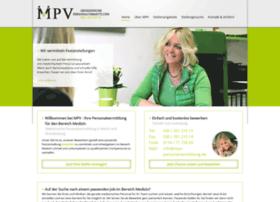 Mpv-personalvermittlung.de thumbnail