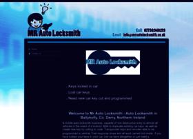 Mrautolocksmith.co.uk thumbnail