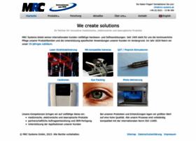 Mrc-systems.de thumbnail