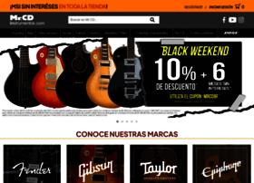 Mrcdinstrumentos.com.mx thumbnail