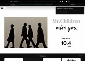 Mrchildren.jp thumbnail