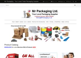 Mrpackaging.co.uk thumbnail