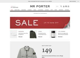 Mrporter.com thumbnail