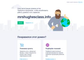 Mrshughesclass.info thumbnail