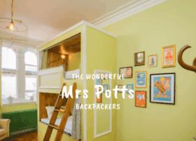 Mrspottsbackpackers.co.uk thumbnail