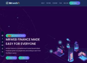 Mrweb.finance thumbnail