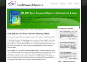 Ms2007.excelpasswordrecoverysoftware.org thumbnail
