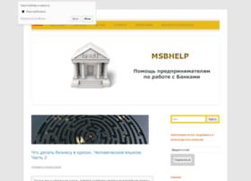 Msbhelp.ru thumbnail