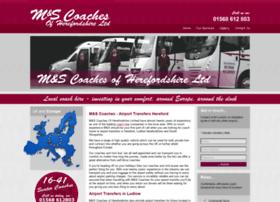 Mscoaches.co.uk thumbnail