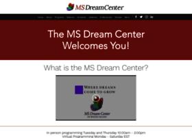 Msdreamcenter.org thumbnail