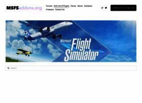 Msfsaddons.org thumbnail